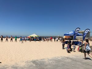 Hands Across the Sand 2017 with South Bay Surfrider